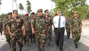 Gotabaya's 25 Military Security Personnel Replaced by STF - FAST NEWS